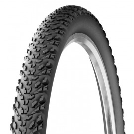 "Cubierta Michelin Country Dry2 alambre 26"" 26x2.00 52-559 negro"