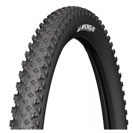 "Cubierta Michelin Country Race`R alambre 26"" 26x2.10 54-559 negro"