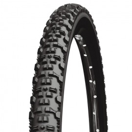 "Cubierta Michelin Country AT alambre 26"" 26x2.00 52-559 negro"