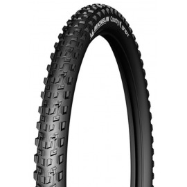 "Cubierta Michelin Country Grip`R alambre 26"" 26x2.10 54-559 negro"