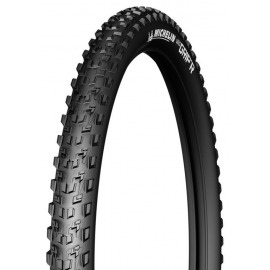 "Cubierta Michelin Wild Grip`R plegable 26"" 26x2.25 57-559 negro TL-Ready"