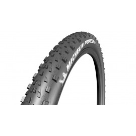 "Cubierta Michelin Force XC plegable 26"" 26x2.10 54-559 negro TL-Ready"