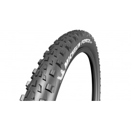 "Cubierta Michelin Force AM plegable 26"" 26x2.25 57-559 negro TL-Ready"