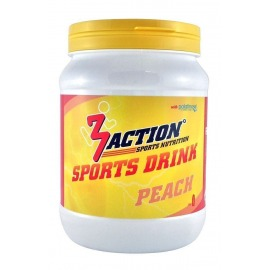 Bebida Isotonica 3Action Sports Drink 500g-Melocoton