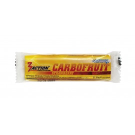 Barrita 3Action Carbofruit 37,5gr fresa