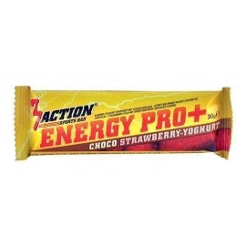 Barrita 3Action Energy PRO 30g fresa+Yoghur