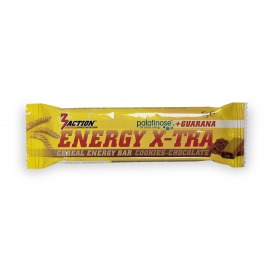 Barrita Energetica 3Action Energy X-tra Bar 45g cookies+chocolate