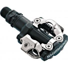 Pedal SPD PD-M 520, negro Shimano sin reflector