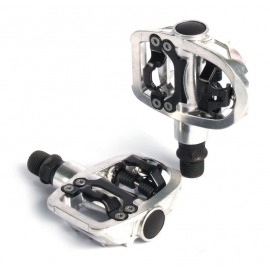 XLC pedal Road System PD-S07 unilateral, plata, SB Plus