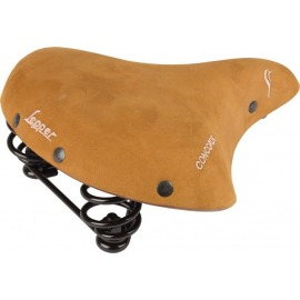 Sillín Lepper Concorde Lounger Line natural, mujer 810, 245x210x75mm, 938g