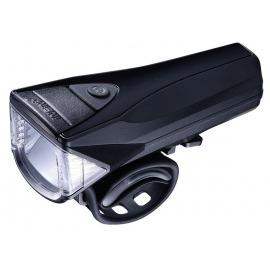 Luz delantera LED Infini Saturn 330PG con aprobaciones StVZO, 200 Lumen