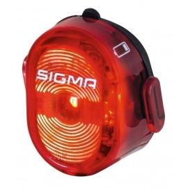 Luz trasera LED Sigma Nugget II negro