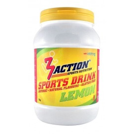 Bebida Isotonica 3Action Sports Drink 30g-Limón