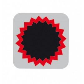 Parche Tip Top, número 1, 35 mm 30 unidades