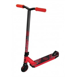 Stuntscooter Madd Whip Tacker rojo/negro ruedas 100mm