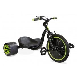 """Drift Trike Madd 16"""" verde/negro"""