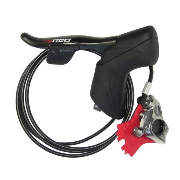 Maneta F + C HRD Moto Sram Red-eTap 11v. RD,freno de disco hidr. delant. 950mm FM