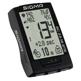 Cuentakilómetros Sigma BC 23.16 STS inalámbrico
