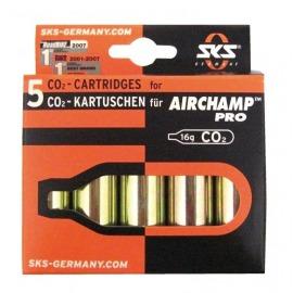 Cartucho recambio SKS AirChampPro 5 cartuchos, sobre cartón